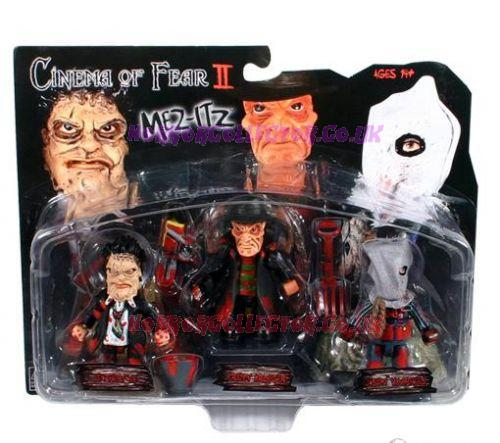 A NIGHTMARE ON ELM STREET CINEMA OF FEAR 2 MEZ-ITZ FREDDY on HorrorCollector