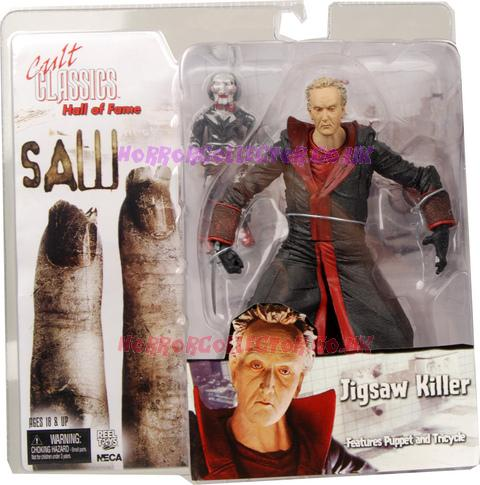 SAW II CULT CLASSICS HALL OF FAME JIGSAW KILLER on HorrorCollector