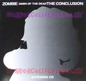 DAWN OF THE DEAD JAPANESE 3 LASERDISC SET ZOMBIE THE CONCLUSION on HorrorCollector