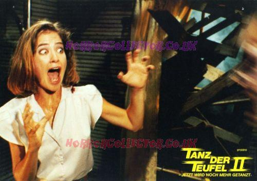 EVIL DEAD 2 GERMAN LOBBY CARDS on HorrorCollector